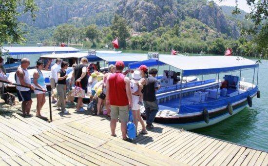 Dalyan Boat Tour