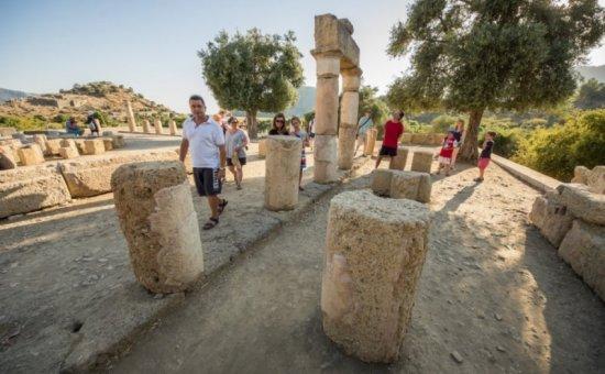 The Ancient City Of Kaunos