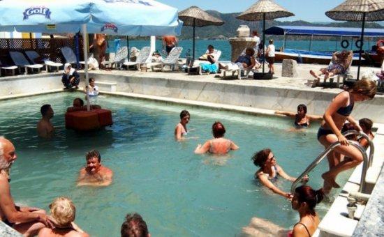Koycegiz And Sultaniye Hot Springs